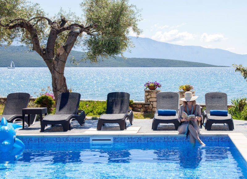 Agni Suites Lefkada Luxury