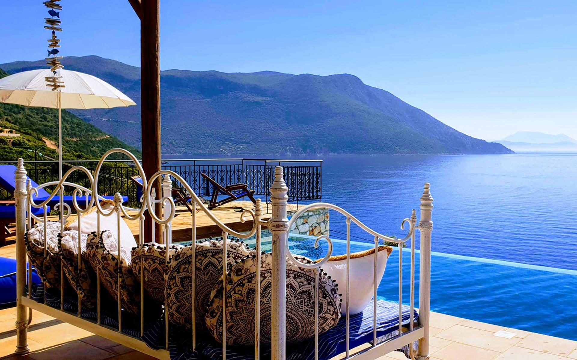 Welcome lefkada luxury