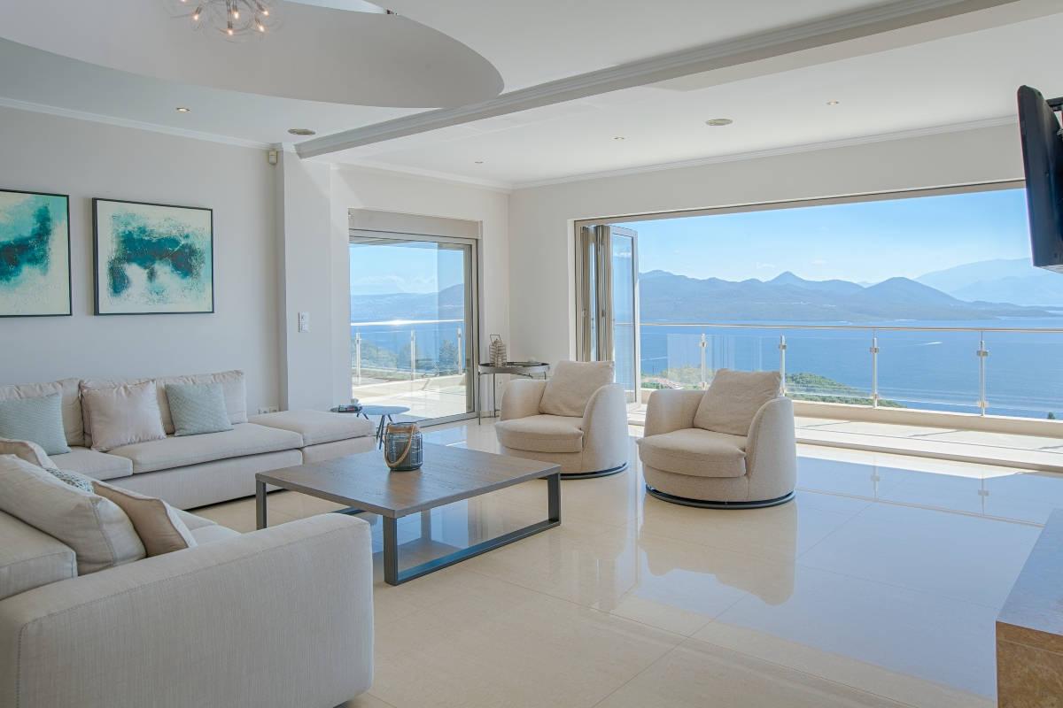 Villa Lilaea Lefkada Luxury