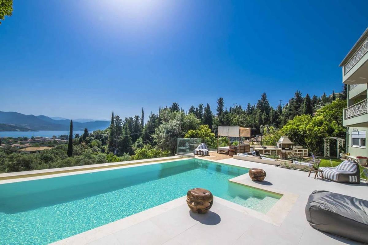 Villa Pandora Lefkada Luxury