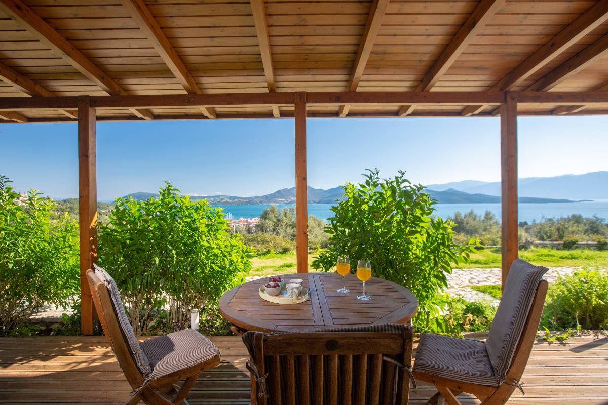 Villa Artemis Lefkada Luxury